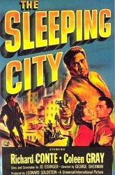 Постер Спящий город