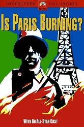 Постер Горит ли Париж?