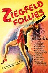 Постер Безумства Зигфельда