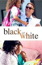 Постер Black or White