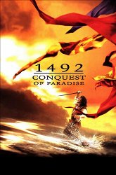 Постер 1492: Завоевание рая