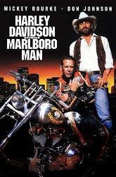 Постер Харли Дэвидсон и ковбой Мальборо