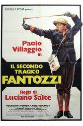 Постер Второй трагический Фантоцци