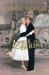 Постер Апрель в Париже