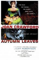 Постер Осенние листья