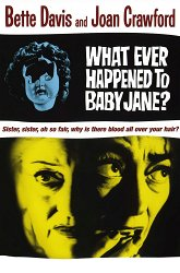 Постер Что случилось с Бэби Джейн?