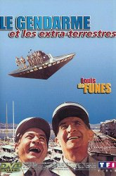 Постер Жандарм и инопланетяне