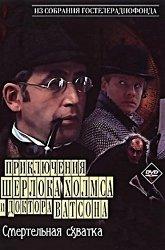 Постер Приключения Шерлока Холмса и доктора Ватсона: Смертельная схватка