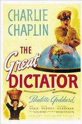 Постер Великий диктатор