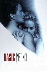Постер Основной инстинкт