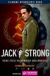 Постер Джек Стронг