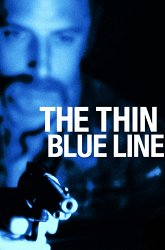 Постер Тонкая голубая линия