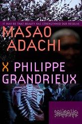 Постер Может быть, красота укрепила нашу решимость — Масао Адати