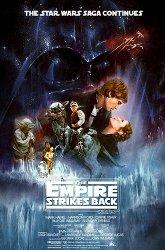 Постер Звездные войны. Эпизод V: Империя наносит ответный удар