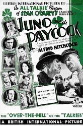 Постер Юнона и Павлин