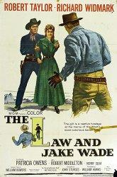 Постер Закон и Джейк Уэйд