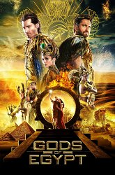 Постер Боги Египта