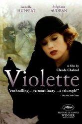 Постер Виолетта Нозьер