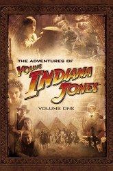 Постер Приключения молодого Индианы Джонса: Песня любви