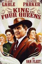 Постер Король и четыре королевы