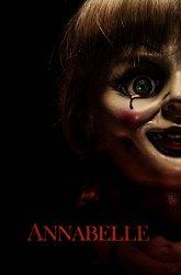 Постер Проклятие Аннабель
