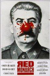 Постер Красный монарх