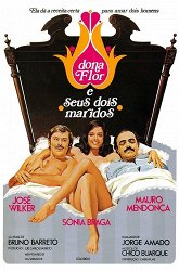 Постер Дона Флор и два ее мужа