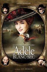 Постер Необычайные приключения Адель