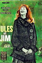 Постер Жюль и Джим