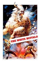 Постер Белый бизон