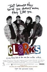 Постер Клерки