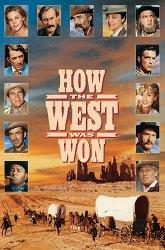 Постер Как был завоеван Запад