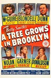 Постер Дерево растет в Бруклине