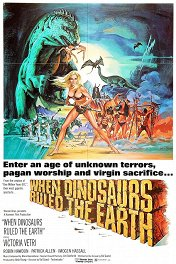 Когда на земле царили динозавры / When Dinosaurs Ruled the Earth
