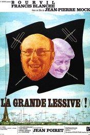 Большая стирка / La grande lessive (!)