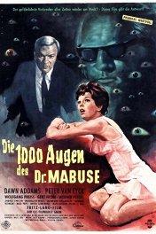 1000 глаз доктора Мабузе / Die Tausend Augen des Dr. Mabuse