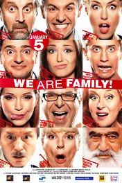 Моя безумная семья