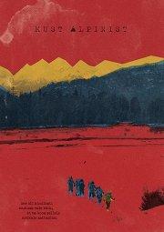 Постер Черный альпинист