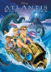 Постер Атлантида-2: Возвращение Майло