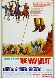 Постер Путь на Запад