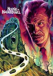 Постер Дом с привидениями