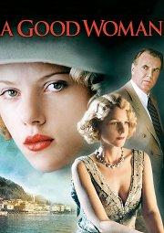 Постер Хорошая женщина