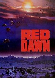 Постер Красный рассвет