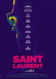 Постер Сен-Лоран. Стиль — это я