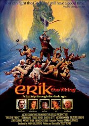 Постер Эрик-викинг