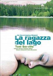 Постер Девушка у озера