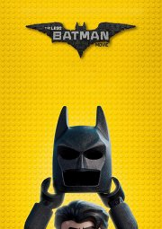 Постер Лего Фильм: Бэтмен