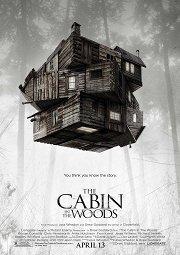 Постер Хижина в лесу