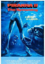Постер Пираньи-2: Нерест