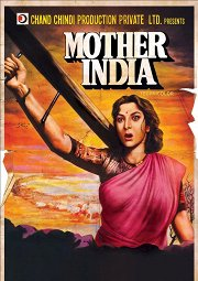 Постер Мать Индия